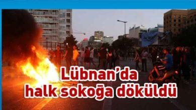 Photo of Lübnan'da protestocular Merkez Bankası'na girmeye çalıştı