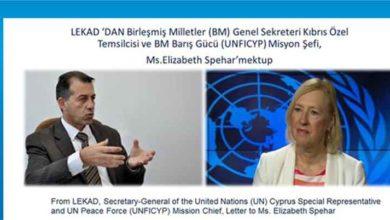 Photo of LEKAD'dan BM'ye KKTC'deki koronavirüs mücadelesi hakkında mektup