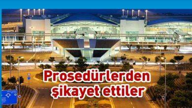 Photo of İlk uçuşlarda yer alan yolculardan şikayetler
