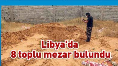 Photo of BM Libya'nın Tarhuna kasabasında şimdiye kadar 8 toplu mezarın bulunduğunu duyurdu