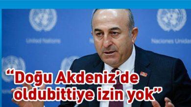 Photo of Çavuşoğlu: Rum kesiminin KKTC ile anlaşması lazım