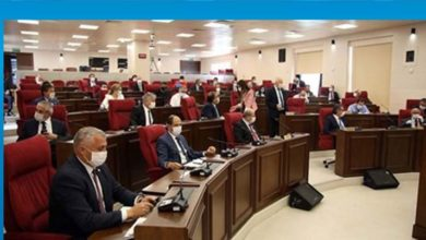 Photo of Meclis Genel Kurulu toplandı