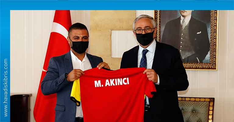 Mustafa Akıncı Çetinkaya