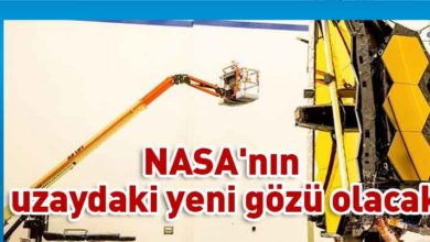 Photo of James Webb Uzay Teleskobu'nun göreve başlaması için geri sayım sürüyor