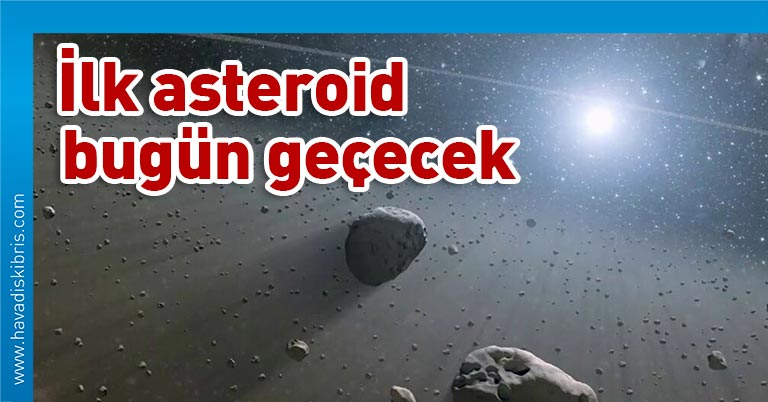 Amerikan Ulusal Uzay ve Havacılık Dairesi NASA, bu hafta son 5 asteroidin Dünya'yı teğet geçeceğini, en büyüğünün Washington Anıtı'ndan daha büyük olduğunu duyurdu