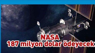 Photo of NASA'nın Ay görevinin maliyeti belli oldu