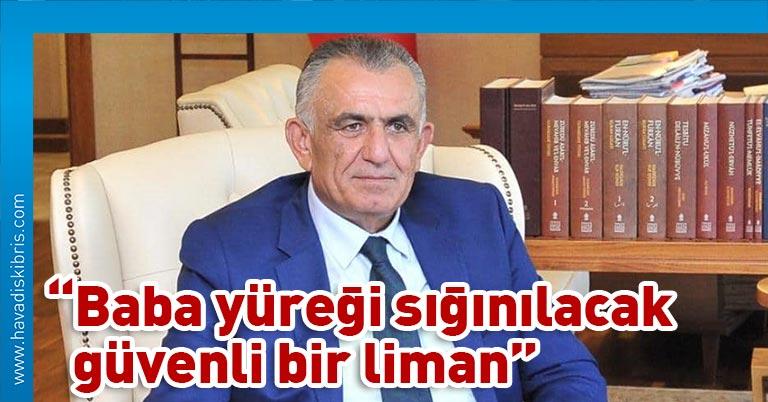 Milli Eğitim ve Kültür Bakanı Nazım Çavuşoğlu, Babalar Günü dolayısıyla bir mesaj yayımladı