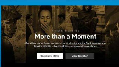 Photo of Netflix, Black Lives Matter'a özel içerik koleksiyonu oluşturdu