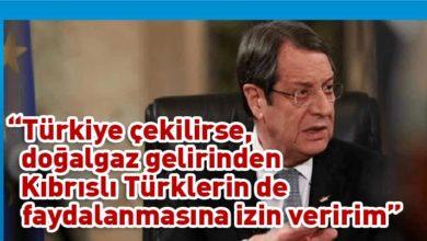 Photo of Anastasiadis: Türkiye'nin AB üyeliği süreci sonlandırılmalı