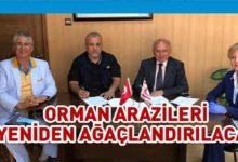 Photo of Çevre Koruma Vakfı ile Orman Dairesi protokol imzaladı