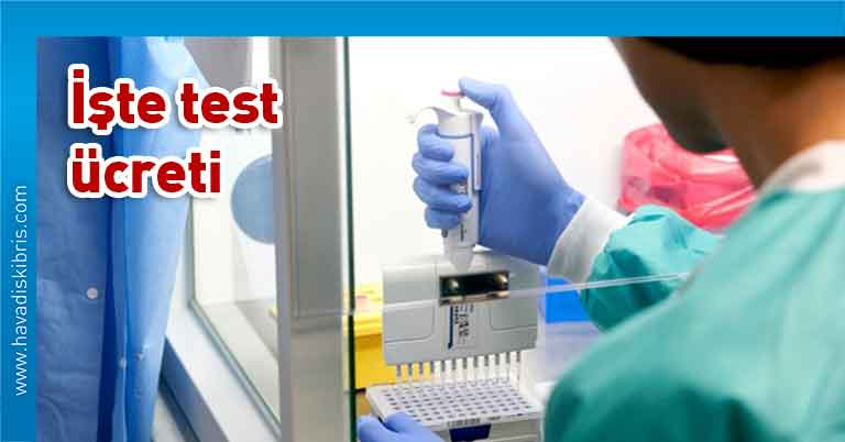 PCR, Türkiye, test, fiyat