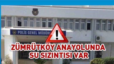 Photo of Polis uyardı:Serhatköy – Zümrütköy anayolundaki su boru hattında sızıntı