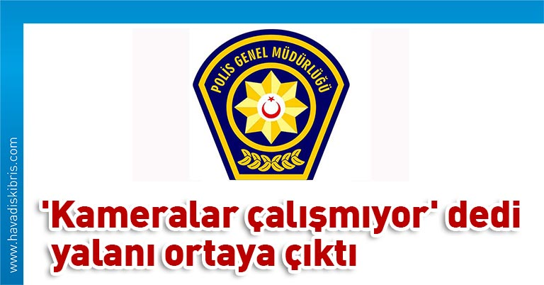 Polis Basın Subaylığı'ndan alınan bilgiye göre dün saat 12:00 sıralarında, Gazimağusa'da, G.M.(E-36) işletmekte olduğu iş yeri içerisinde, önceki gün meydana gelen ciddi darp meselesi ile ilgili polise yalan beyanda bulundu