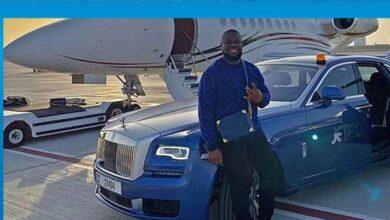 Photo of Nijeryalı fenomen, Dubai'de 30 milyon sterlin ile yakalandı