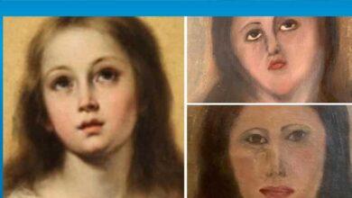 Photo of 17. yüzyıldan kalma Meryem Ana tablosu tanınmayacak hale geldi