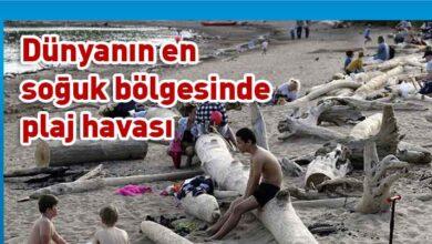 Photo of Sibirya Girne sahillerini aratmıyor