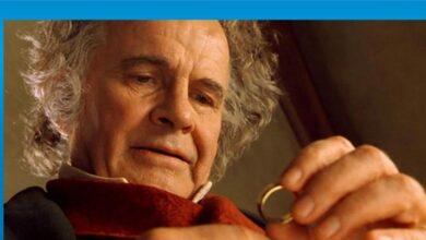 Photo of Yüzüklerin Efendisi'nin Bilbo Baggins'i yaşamını yitirdi