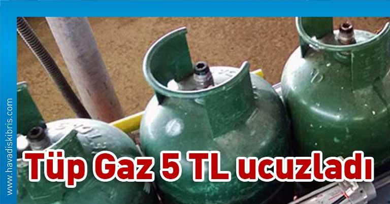 Tüp Gaz indirim