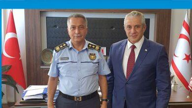 Photo of Taçoy, Manavoğlu'na teşekkür etti