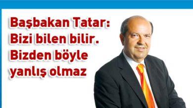 Photo of Başbakan Tatar: Ülkeye gelen öğrencilerimizi kendi evlatlarımızdan farklı görmeyiz