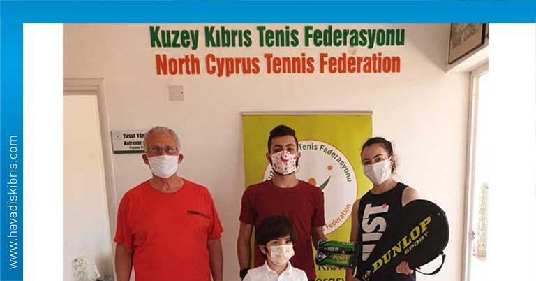 Tenis Federasyonu yarışma
