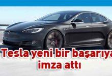 Photo of Tesla Model S'in menzil rekoru resmileşti