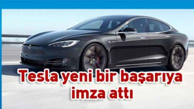 Photo of Tesla Model S'in menzil rekoru resmileşti