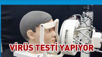 Photo of Güney Koreliler'den corona virüs testi için temassız robot