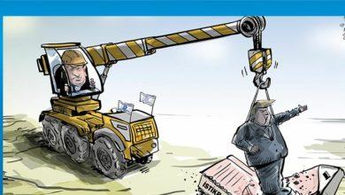 Photo of Netanyahu: Trump Tepeleri adlı yerleşim yerini kuruyoruz
