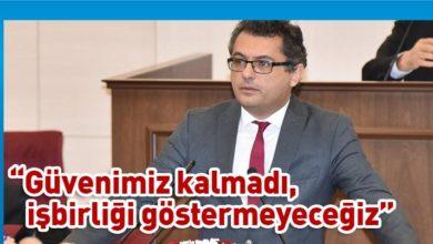 Photo of Erhürman: Üst üste hatalar yaptınız