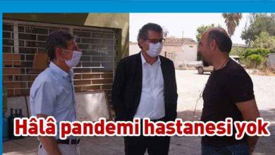 Photo of Erhürman: Güzelyurt'ta siftah yapmadan dükkanlarını kapatanlar var