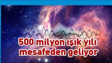 Photo of Derin uzaydan düzenli sinyal keşfedildi!