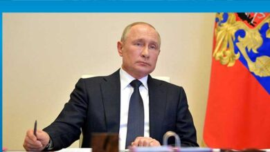 Photo of Putin: Rusya'da en kısa zamanda koronavirüs aşısının çıkmasını umuyoruz