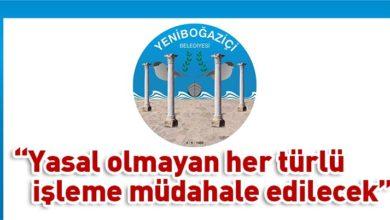 Photo of Yeniboğaziçi Belediyesi'nden ciddi kararlar