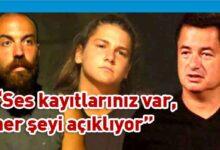 Photo of Acun, Nisa ve Sercan olayına el attı