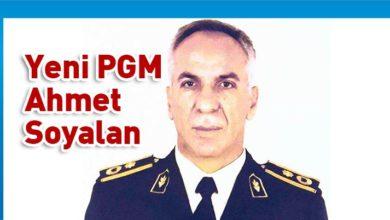 Photo of Yeni Polis Genel Müdürü Ahmet Soyalan