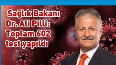 Photo of Pilli: Pozitif vaka yok