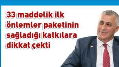 Photo of Amcaoğlu: İlk paketle 102 milyarlık kredi imkanı sağlandı