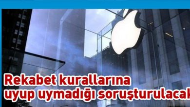 Photo of AB'den Apple'a soruşturma