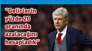 Photo of Arsene Wenger'e göre futbolun dünyadaki gelir kaybı 10-14 milyar sterlin olacak