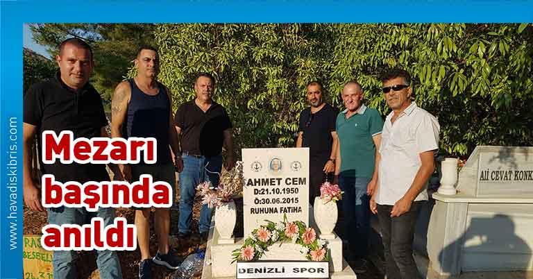 Denizli Spor Kulübü, Ahmet Cem