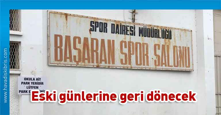 Başaran Spor Salonu