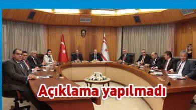Photo of Bakanlar Kurulu sona erdi