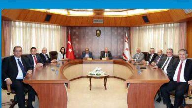 Photo of Bakanlar Kurulu toplandı