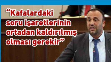 Photo of Çeler: Yasa konusunda kamuoyu yeterince bilgilendirilmedi