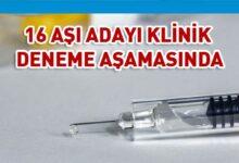 Photo of Covid-19'a karşı yeni aşı adayının klinik denemelerine başlandı