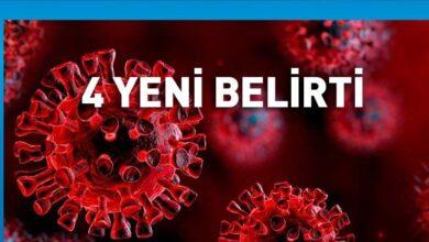 Photo of CDC corona virüse 4 yeni belirti ekledi