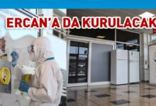 Photo of Antalya Havalimanı'na Covid-19 laboratuvarı