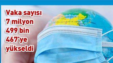 Photo of Dünya genelinde virüs nedeniyle 419 bin 950 kişi hayatını kaybetti