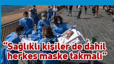 Photo of DSÖ yine fikir değiştirdi: Kamusal alanda maske takılmalı